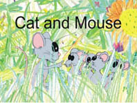 Cat and Mouse animation