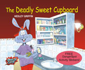 'The Deadly Sweet Cupboard' book