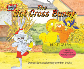 'The Hot Cross Bunny' book